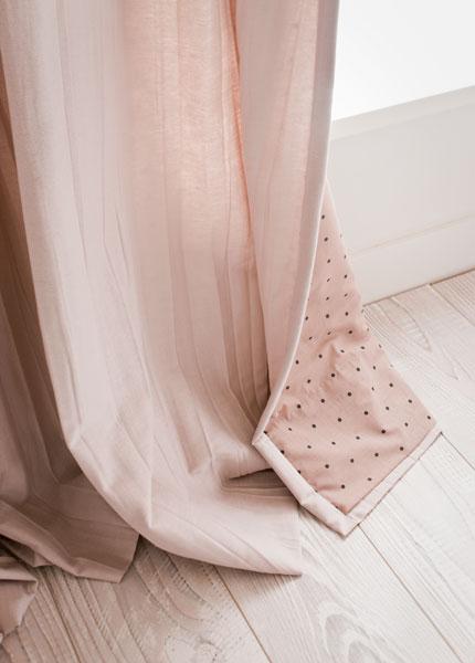 Gordijnen vouwgordijnen stof op maat for Romantische gordijnen