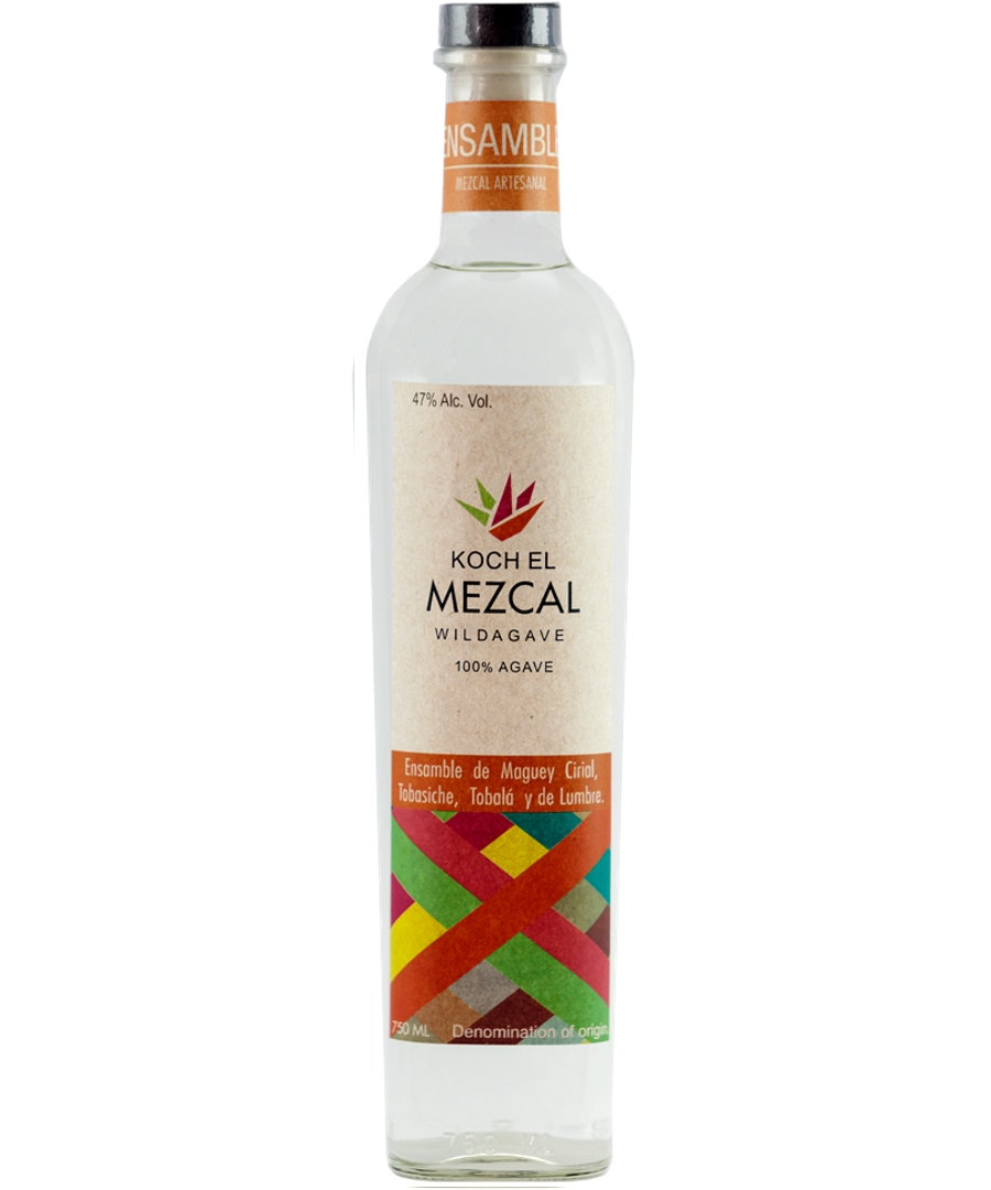 El Guapo Cocktail With Mezcal Recipe — Dishmaps