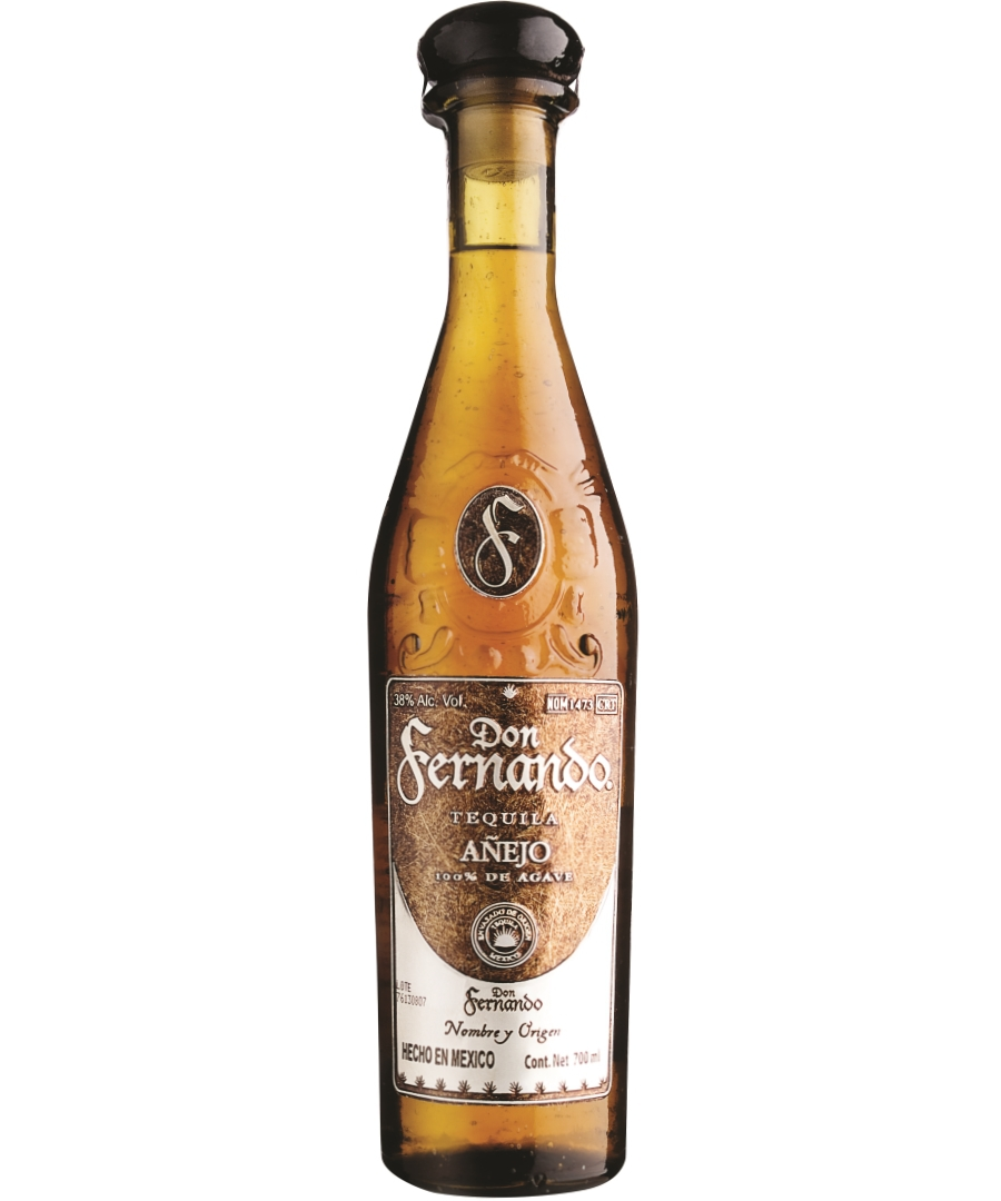 Tequila Don Fernando Anejo Tequila Unlimited