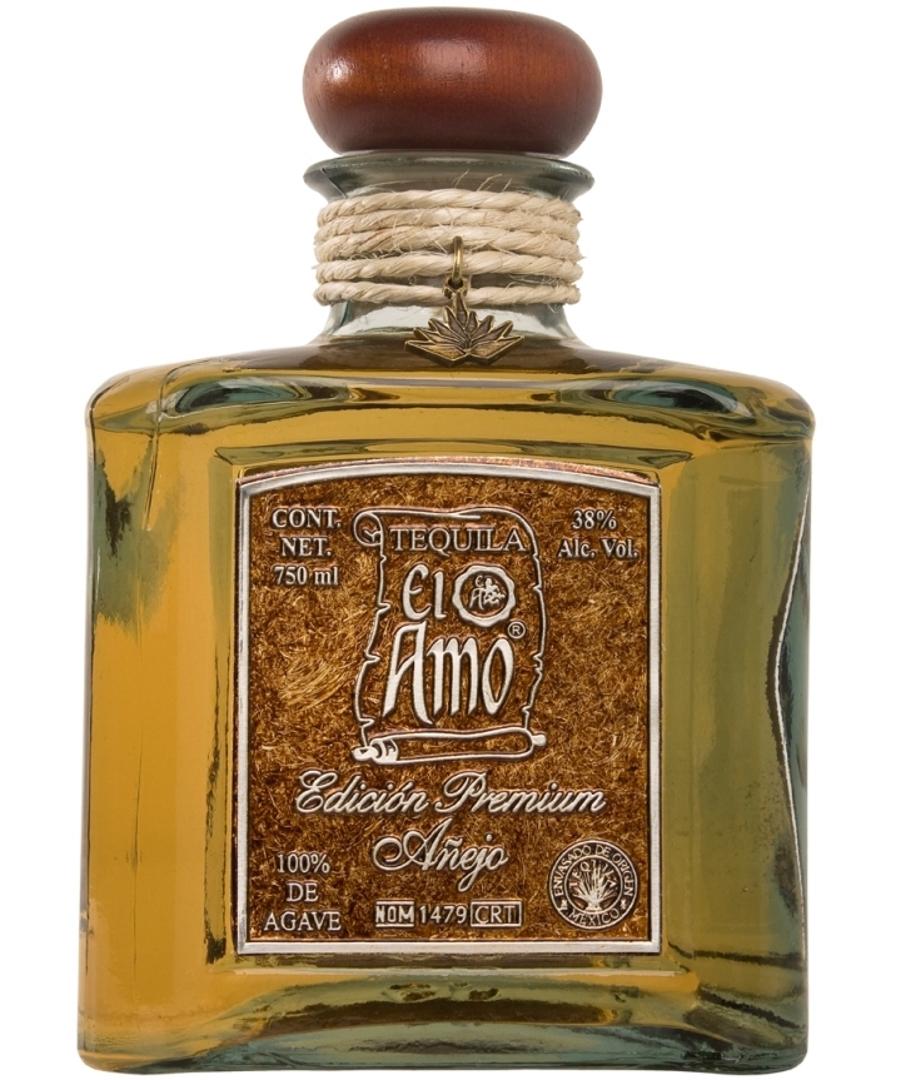 Tequila El Amo Premium Anejo Tequila Unlimited