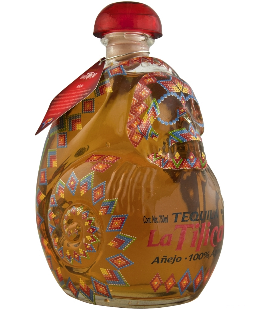 Tequila La Tilica Caracol Anejo Tequila Unlimited