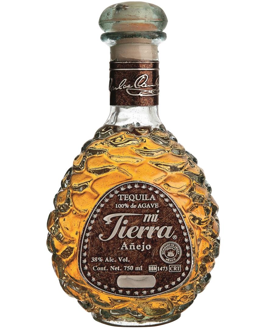 Tequila Mi Tierra Anejo Tequila Unlimited