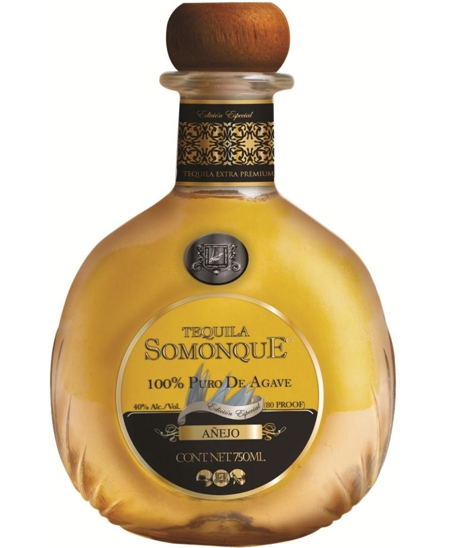 Tequila Somonque Extra Premium Anejo Tequila Unlimited