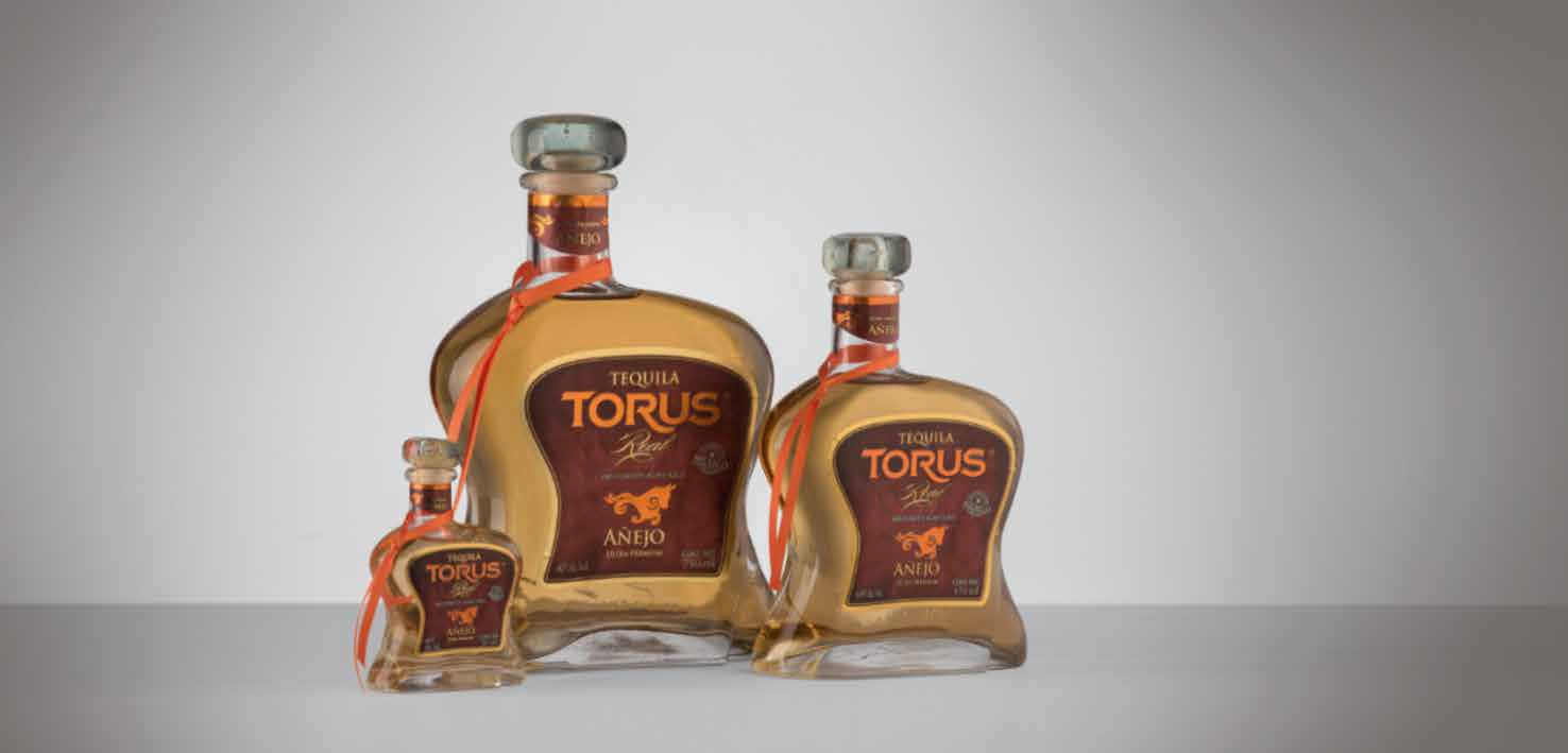 Tequila Torus Real Anejo Tequila Unlimited
