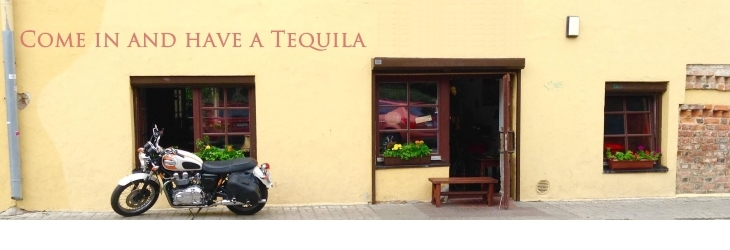 Come in and have a Tequila